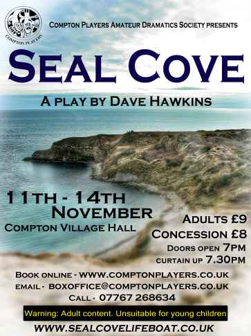 Seal Cove poster