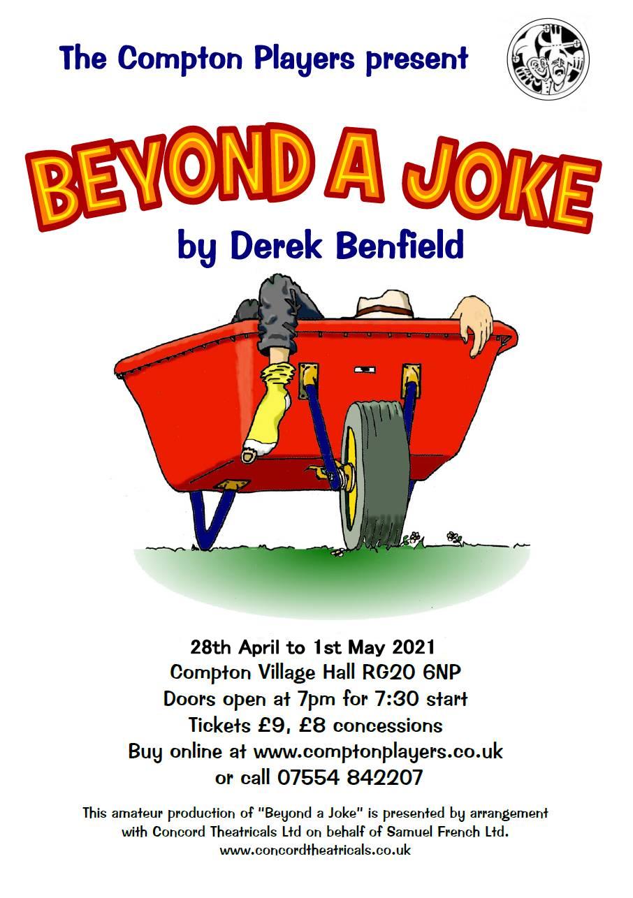 Beyond a Joke poster